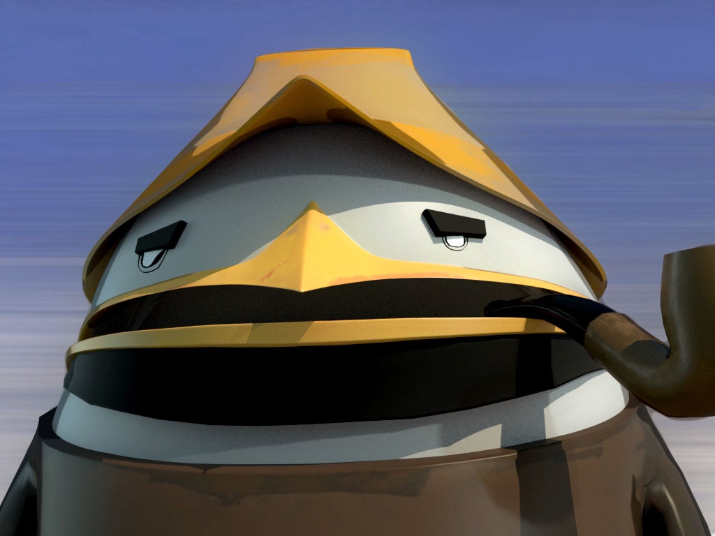 Mr. Seagull
